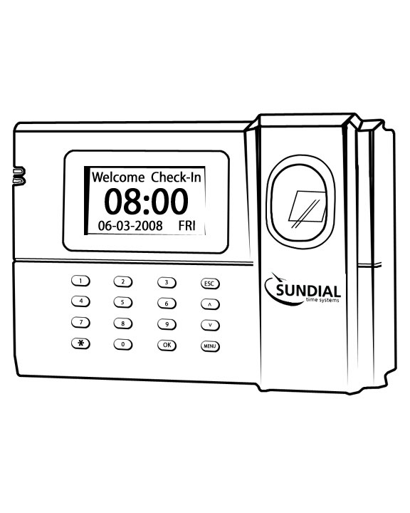 Clock Coloring Pages