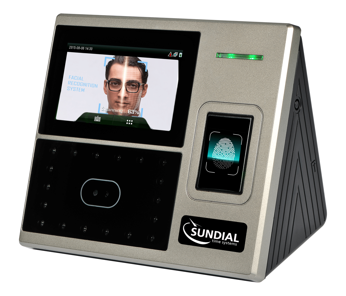 Series 800 Facial and Fingerprint Biometric